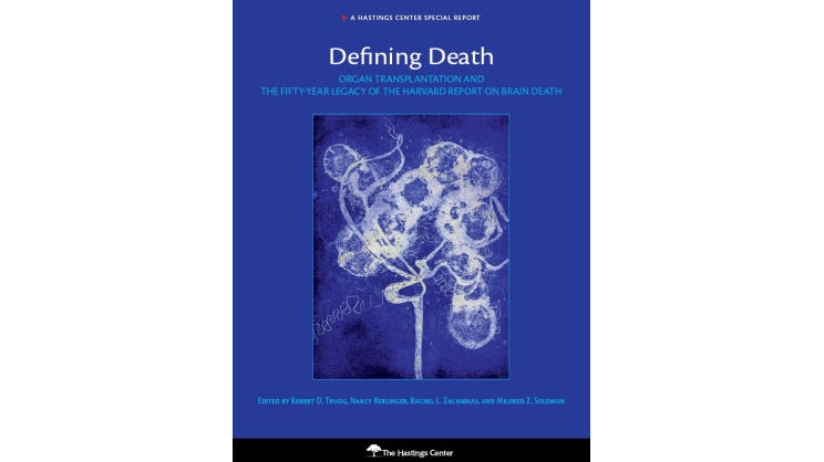 Defining Death: Organ Transplantation and the Fifty-Year Legacy of the Harvard Report on Brain Death Credit Brainscape 17, by Susan Aldworth, 2006, etching and aquatint, 30 x 25 cms. Private collection/Bridgeman Images